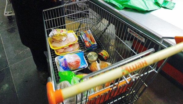 Госдума утвердила новую потребительскую корзину